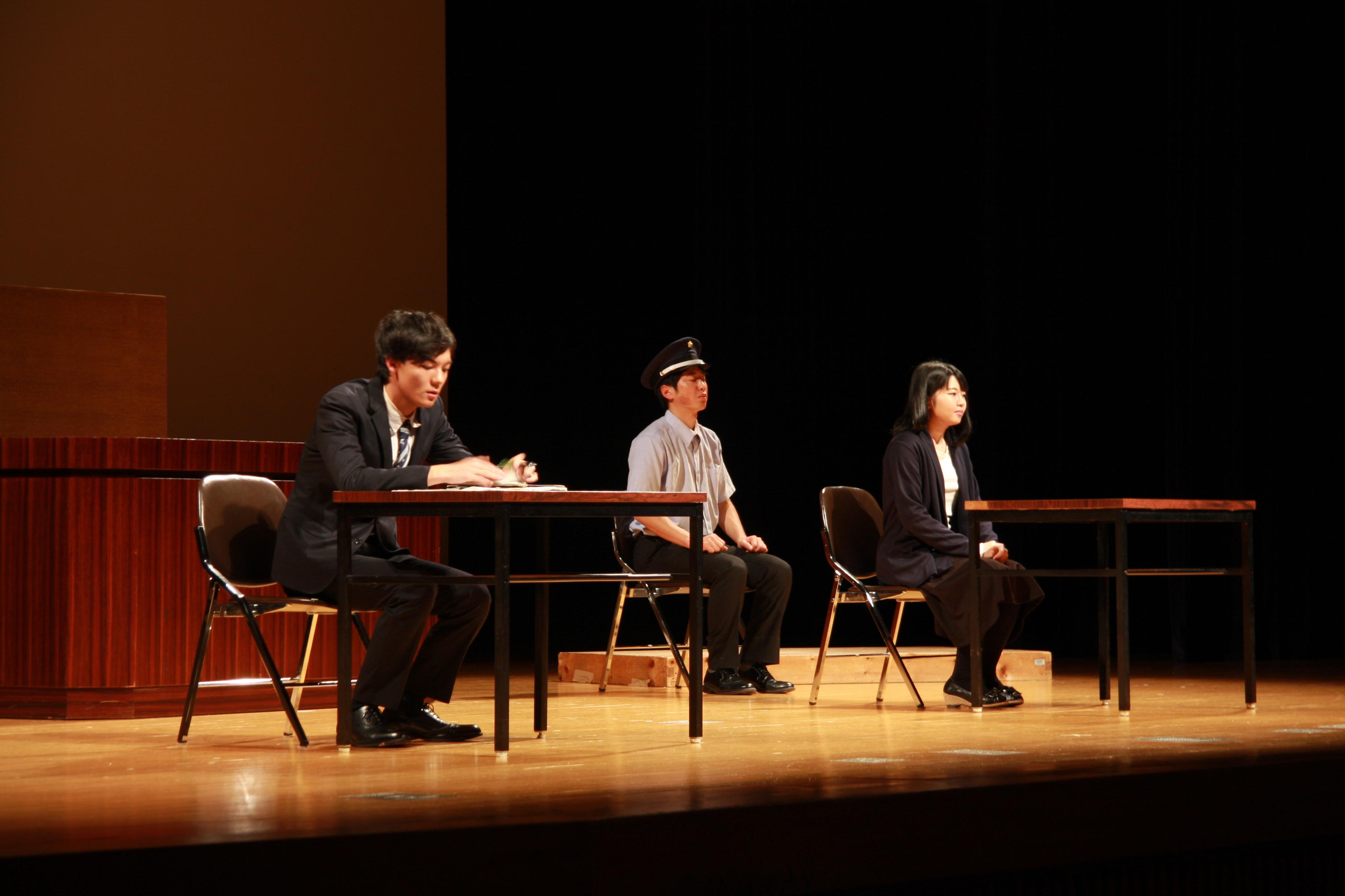 第43回山形大学模擬裁判公演「疑惑の目」レポート!