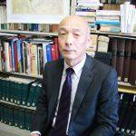教員紹介:山崎彰教授(人文学部人間文化学科)