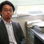 教員紹介:中島宏先生(人文学部法経政策学科)