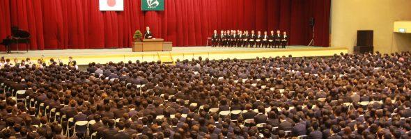 【2017】山形大学入学式に行って来ました!